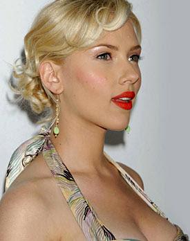 Scarlett Johansson is Playboy's sexiest celeb