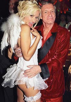 Playboy boss Hefner is set to marry Madison