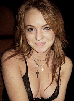 Is Lindsay Lohan going the Britney Spears way?
