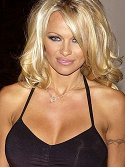 Lighting makes my bust look bigger: Pamela Anderson