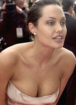 Jolie's Sexual Sacrifices for Brad Pitt