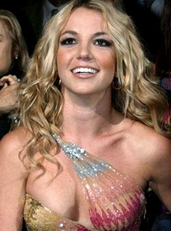 Britney Spears filmed in Secret Sex Video