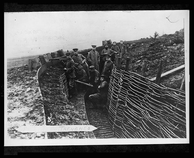 trench warfare letter Reads a 09/21/1916 letter by drader, eugene robert from world war one collections view full letter rh thomson reads a 07/06/1917 letter by mayse,.