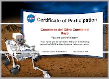 El Olivo en Marte