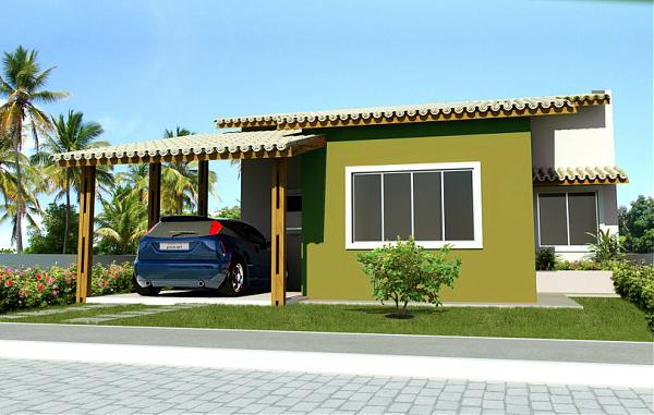 Condominio vivendas santa l cia setembro 2010 for Modelos cielorrasos para casas