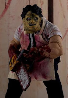 Action figure di Leatherface