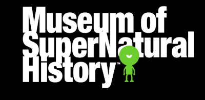 Logo del Museum of SuperNatural History