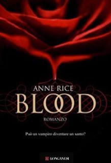 Copertina di Blood