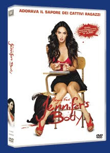 Il DVD di Jennifer's Body