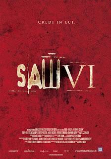 Poster di Saw VI