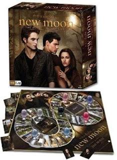 Il gioco da tavola di New Moon
