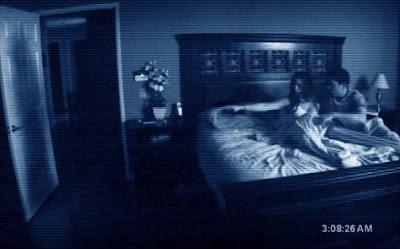Scena Paranormal Activity