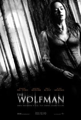 Poster di The Wolfman