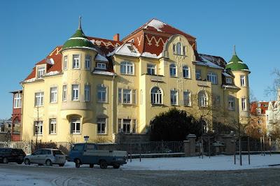 Walderseeschlosschen Dresden Jugendstil Stresemannplatz