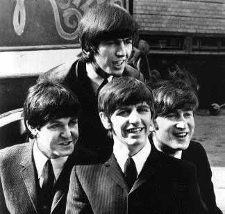 fotos de los beatles: