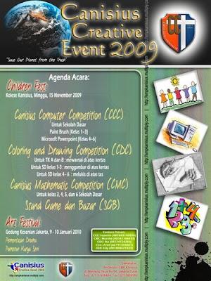 Canisius Creative Event
