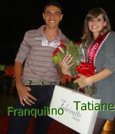 Primeiro lugar - Garoto e Garota Micaton Internet 2010
