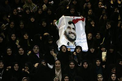 Ahmadinejad Supporters