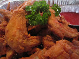 Deep Fried Nam Yee Chicken