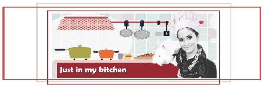 Mi blog de cocina... Just in my kitchen