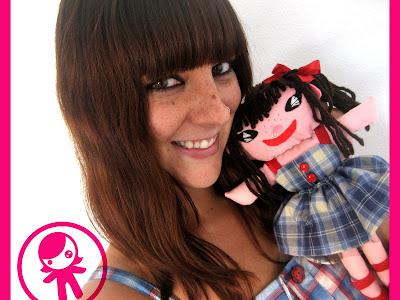 muñeca personalizada