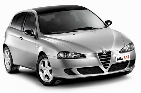 Alfa Romeo on Alfa Romeo 147 1 6 3k Progression 2  El Fiyatlar