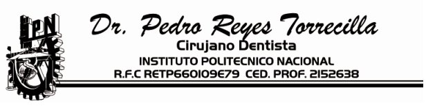DR PEDRO REYES TORRECILLA
