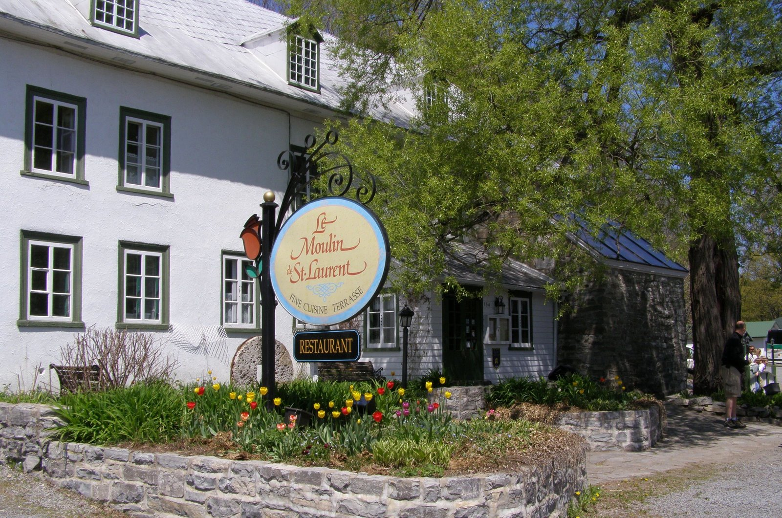 la moulin de st-laurent