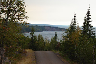 shovel point, tettegouche state park
