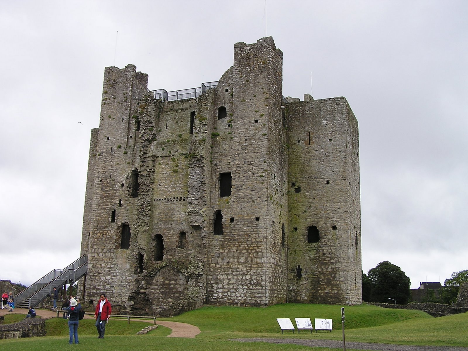 trim castle, ireland