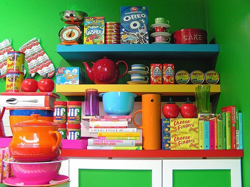 jovike, teapot, kitchen shelf