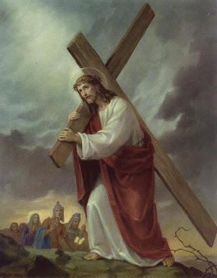 Ntoo Cuam Txoj Kev Jesus_carrying_cross