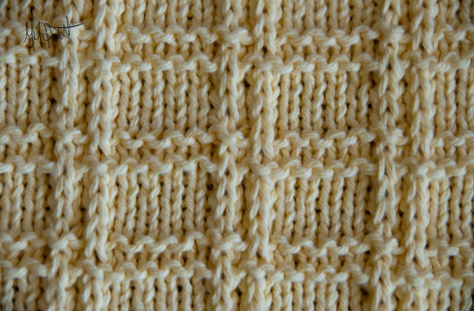 Sl Stitch In Knitting : Knit and Crochet Tennessee: The Daily Dishcloth Aug 1, 2010
