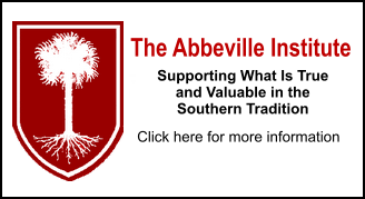 Support the Abbeville Institute
