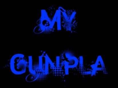 My Gunpla