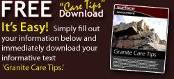 Granite Care Tips