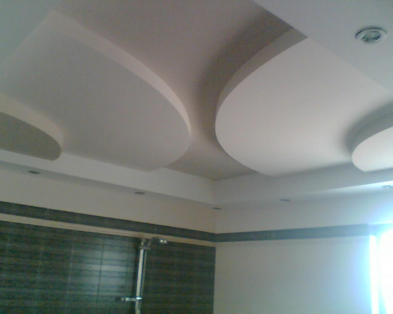 Plaster of Paris Ceiling Designs