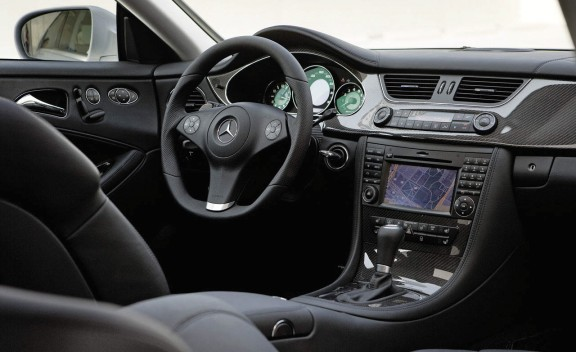 Mercedes Benz S Class S500l Lim. 2011 Mercedes-Benz CLS-class