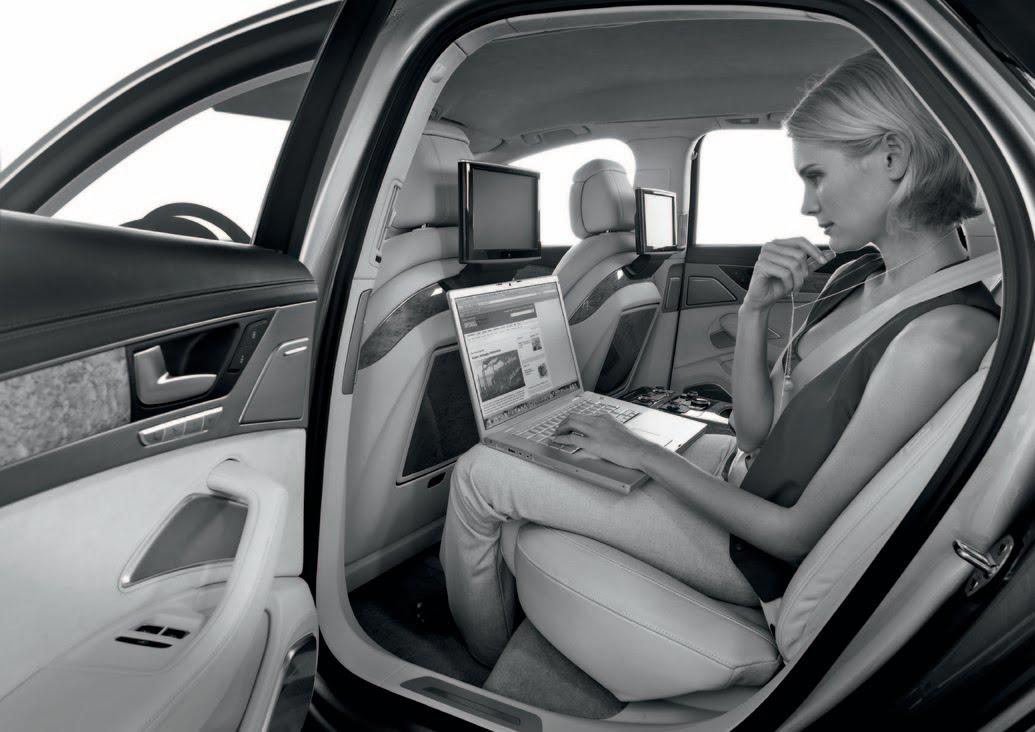 Audi A8 2011 Interior. 2011 Audi A8 Interior