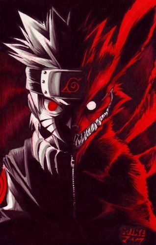 Naruto Nineed Fox Top Poster
