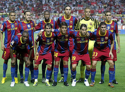 Barcelona Football Club Squad