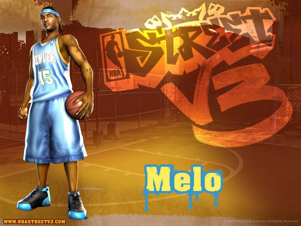 Best NBA Wallpapers Carmelo Anthony