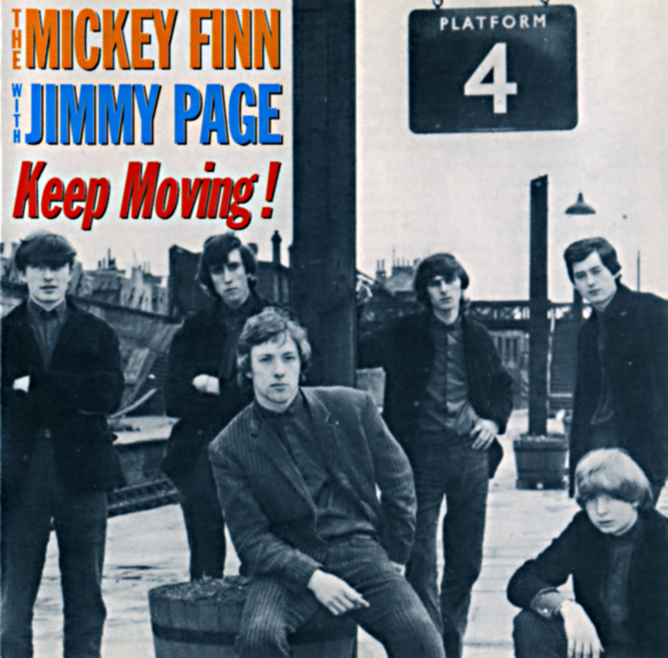 Mickey Finn And The Blue Men Tom Hark