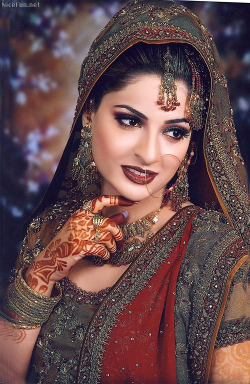 Bridal 4 4 - makeup of the day 3rd july 2011....