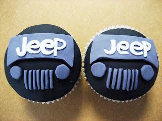 Jeep Cherokee Cake Pan