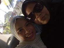 ~wif my beloved mom