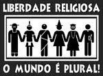 DIGA NÃO A INTOLERÂNCIA RELIGIOSA!!!