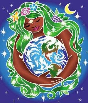 Oração Essênia  para a  Mãe Terra  (Gaia)