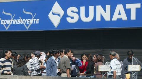 sunat institución amplía servicios de operaciones en línea desde ...