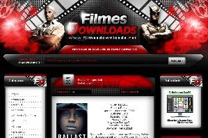 Template Filmes Downloads - Pedido